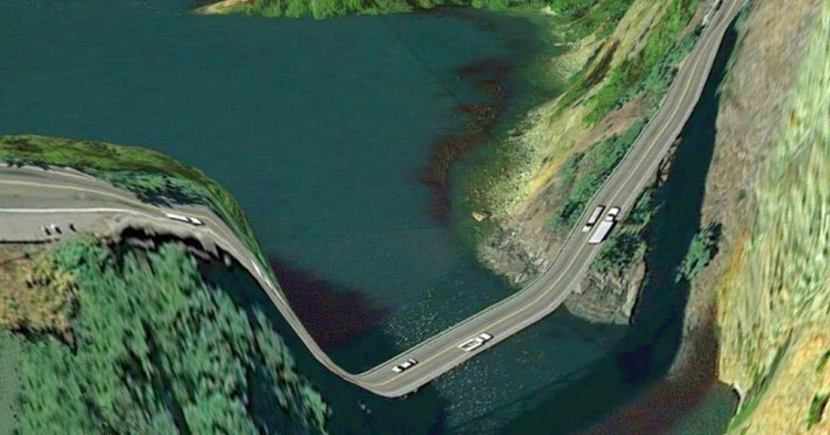 Cele mai periculoase drumuri din lume! Ai curaj sa le incerci?